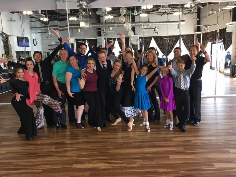 Workshop With Ballroom Dance Champion Stephen Hannah
